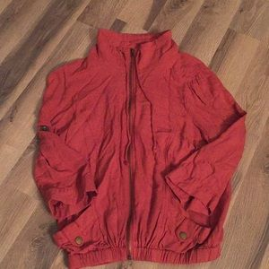 Rust American Rag Jacket
